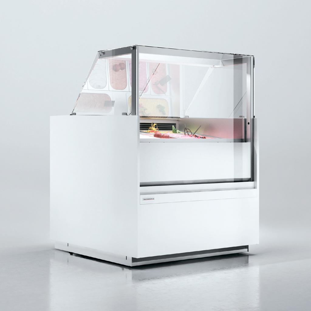 Витрина холодильная ES SYSTEM K LMV VOLANS IC 0,9 на сайте Белторгхолод
