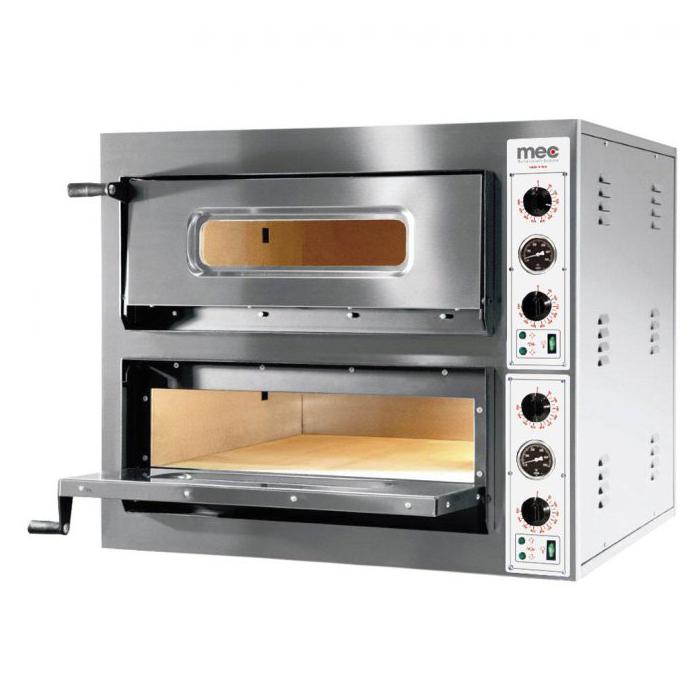 Печь для пиццы MEC KL 66/66