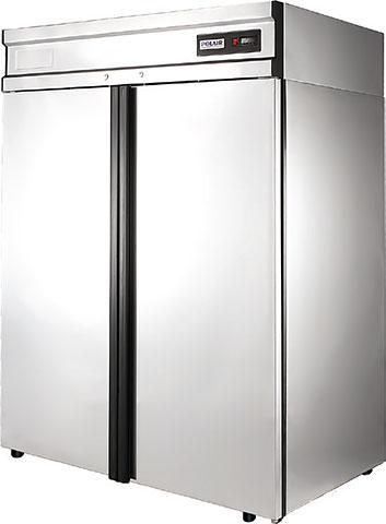 Шкаф холодильный Polair CB114-G на сайте Белторгхолод