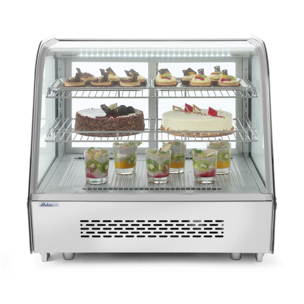 Витрина холодильная Hendi 120 л (арт. 233702) на сайте Белторгхолод