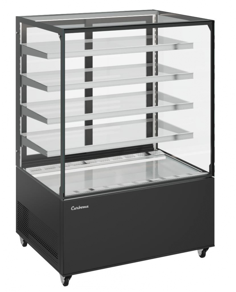 Витрина холодильная Carboma COSMO KC71-150 VV 0,9-1 на сайте Белторгхолод