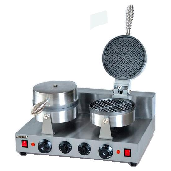 Вафельница для бельгийских вафель Airhot WE-1D