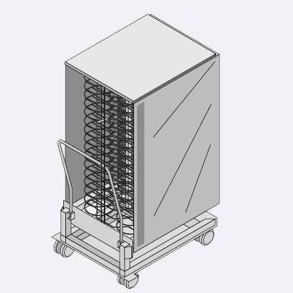 Система RATIONAL Finishing® Rational Термоизоляционный чехол тип 201 6004.1011