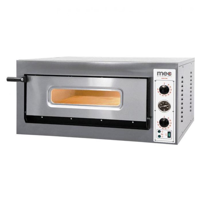 Печь для пиццы MEC KLP 6W