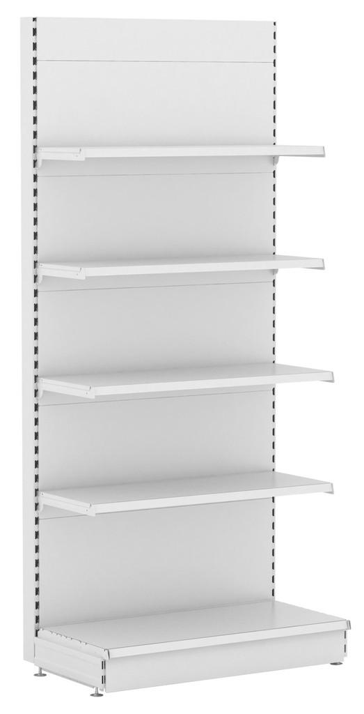 Стеллаж Stahler пристенный для детских товаров Eco Line G=470 2250 x 1000 x 470 на сайте Белторгхолод