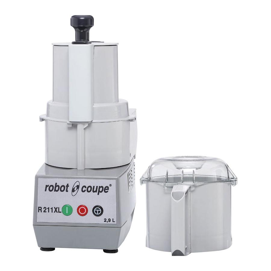 Кухонный процессор Robot Coupe R 211 XL (+ 2 D) (арт. 2176)