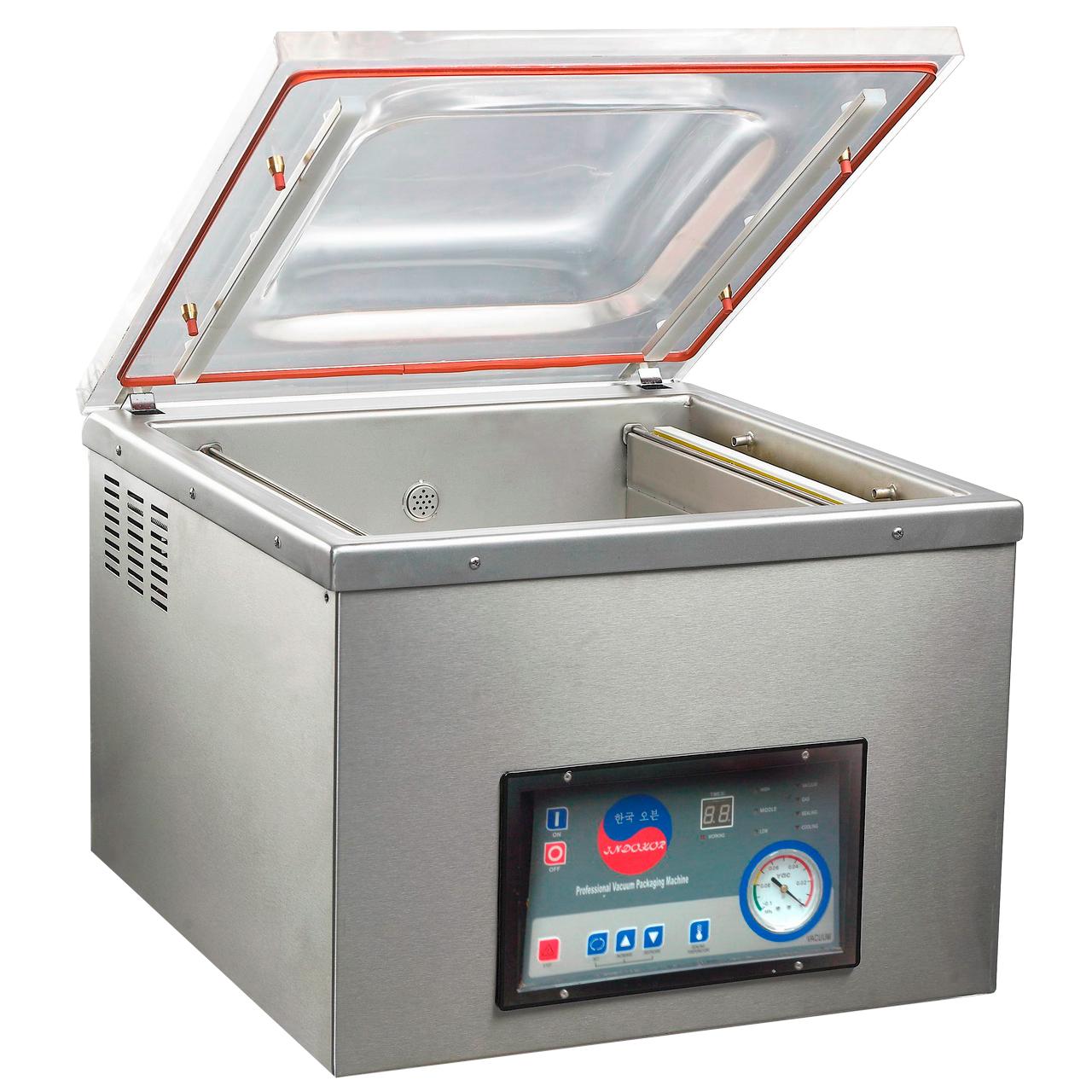 Вакуумный упаковщик INDOKOR IVP-400/2F GAS