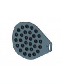 Тестоделитель-округлитель WLBake формовочная пластина для VDR 36