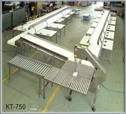 Ленточная пила из нержавеющей стали KT KT-750