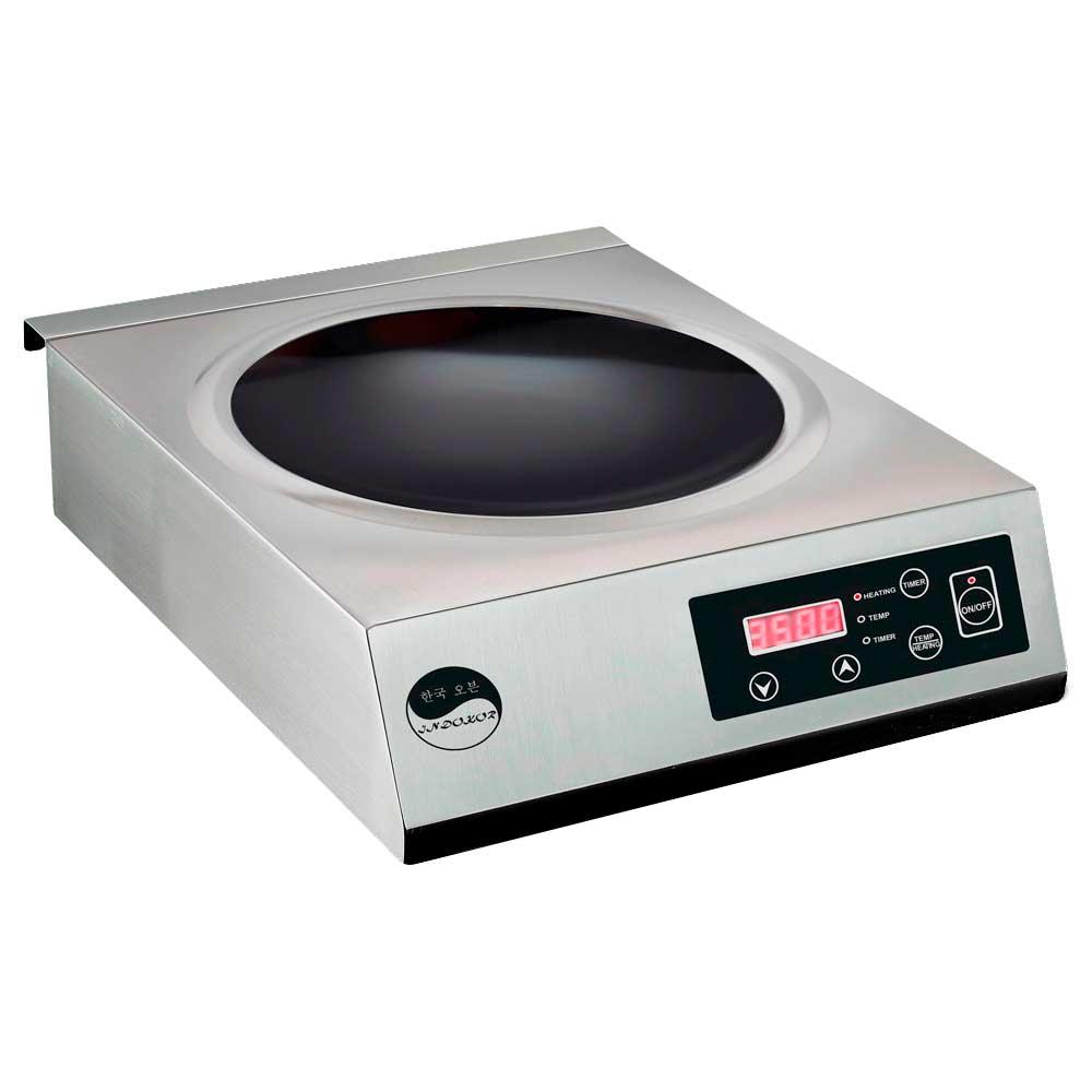Плита индукционная вок INDOKOR IN3500 S WOK