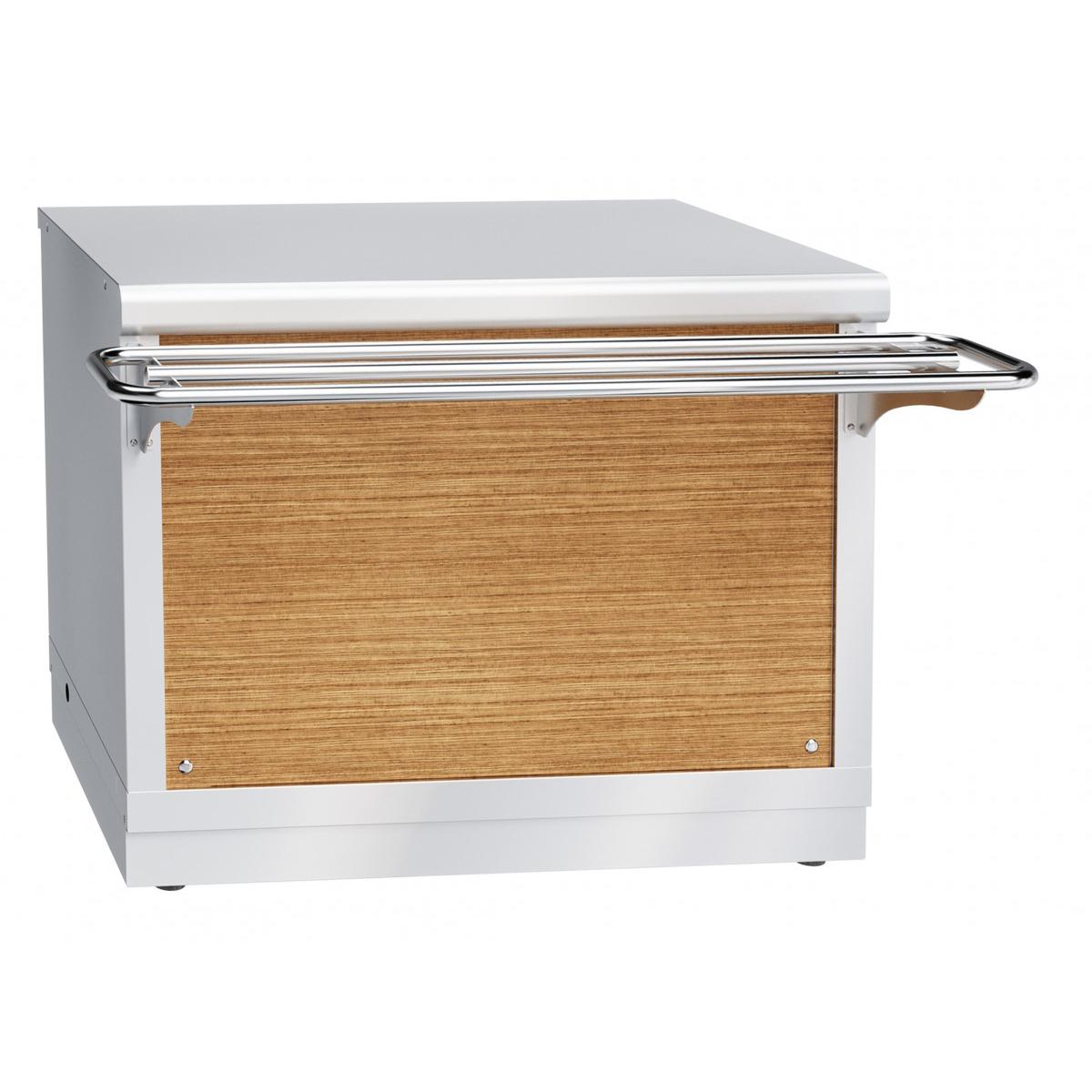 Прилавок-витрина тепловой ЧувашТоргТехника ПВТ-70Х-02
