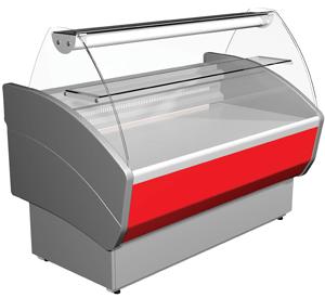 Витрина холодильная G85 SM 1,5-1 (ВХС-1,5 Полюс ЭКО) на сайте Белторгхолод