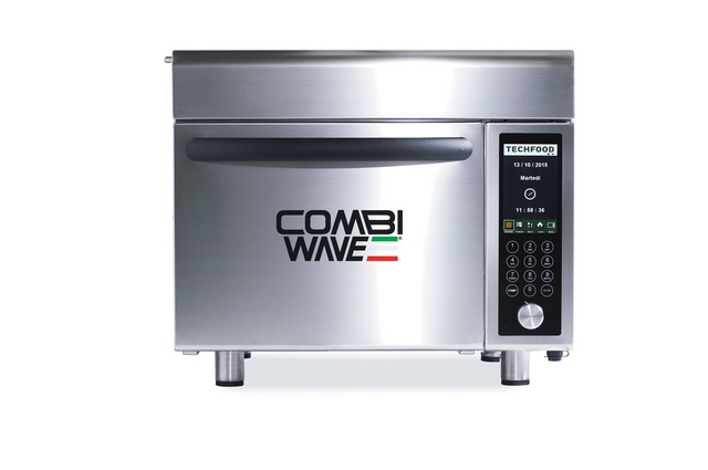 Печь Techfood Combi Wave