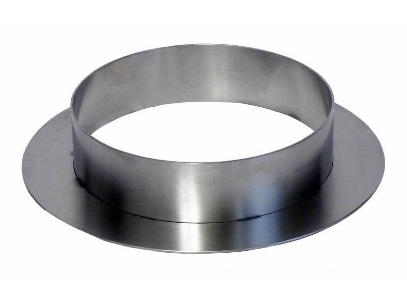 Печь на древесном топливе Vortmax cоединительное кольцо для искрогасителя 750001