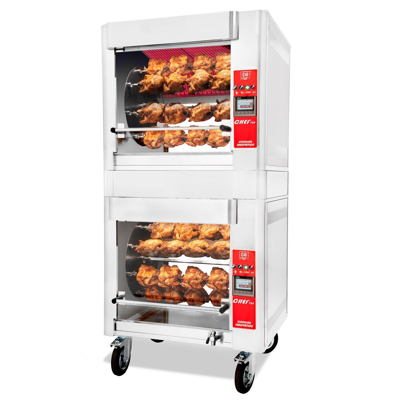 Профессиональная печь CB 2-CHEF 708
