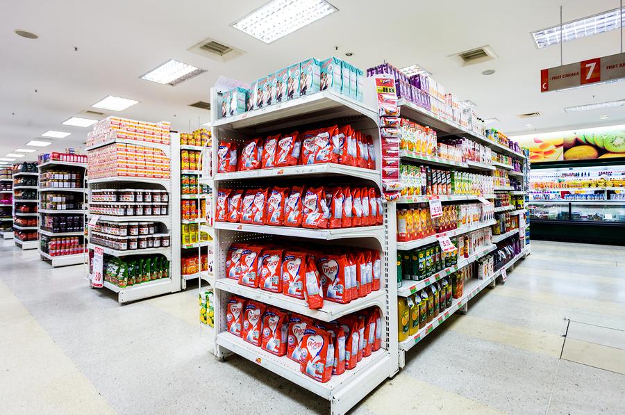 картинки полки в магазине продуктов способ изучить