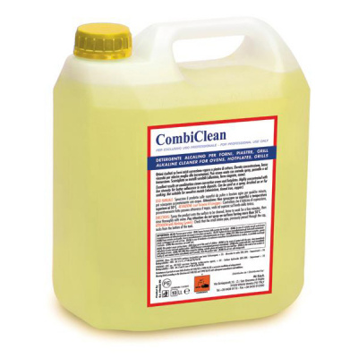 Средство моющее щелочное LAINOX Combiclean 3 в 1 DL010
