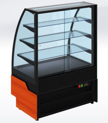 Витрина холодильная Cryspi ADAGIO Classic LED 900