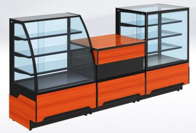 Витрина холодильная Cryspi ADAGIO Cube LED 900