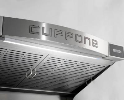 Печь для пиццы Cuppone Caravaggio CR835/2TS