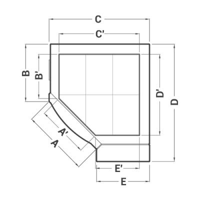 Печь для пиццы Cuppone Caravaggio CR835/1CD