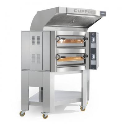 Печь для пиццы Cuppone Caravaggio CR835/2CD