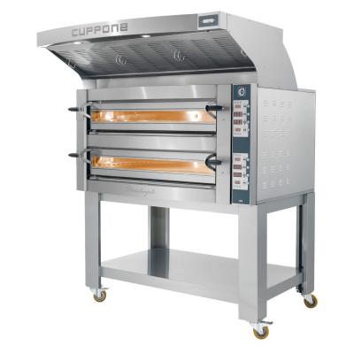 Печь для пиццы Cuppone Michelangelo ML435/2TS