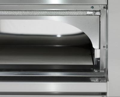 Печь для пиццы Cuppone Donatello DN435/1D