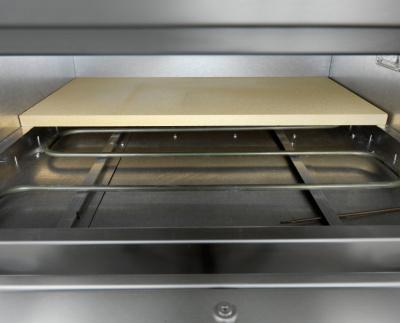 Печь для пиццы Cuppone Tiziano TZ425/1M