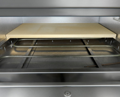 Печь для пиццы Cuppone Tiziano TZ425/2M