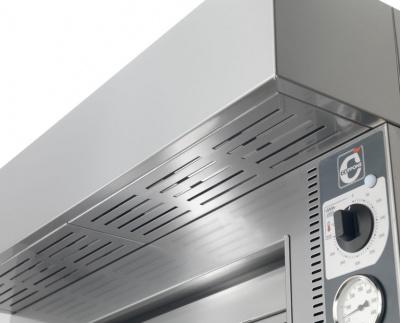 Печь для пиццы Cuppone Tiziano TZ435/2M