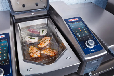 Сковорода многофункциональная RATIONAL iVario Pro 2-S
