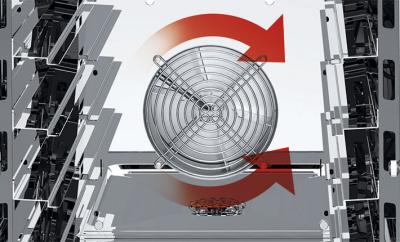Печь конвекционная VENIX SAN GIORGIO SG10TC