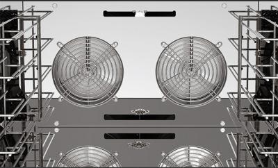 Печь пароконвекционная VENIX BURANO B043DV6