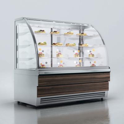 Витрина холодильная ES SYSTEM K LCC Carina 02 1,0