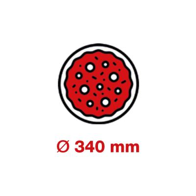 Печь для пиццы MEC SMART 44 PLUS