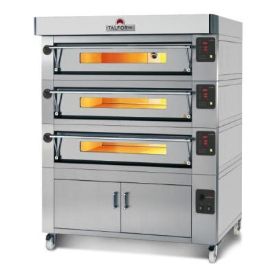 Печь для пиццы Italforni EURO CLASSIC EC8/I