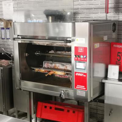 Профессиональная печь CB CHEF 1008